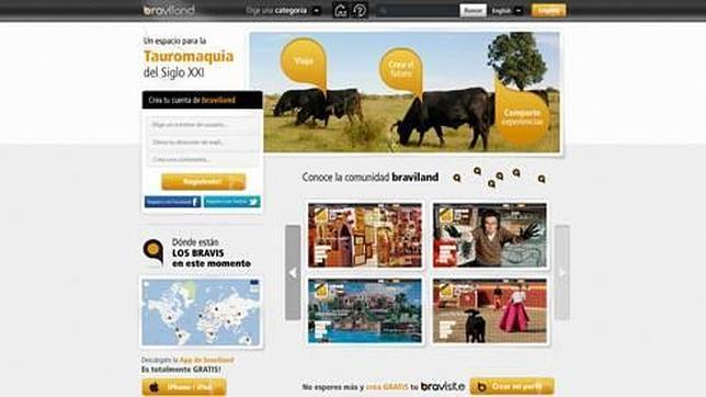 Entorno 2.0 para el mundo de los toros