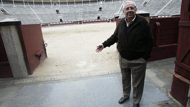 Martínez Uranga: «Los toros han venido más flacos, será por la crisis...»