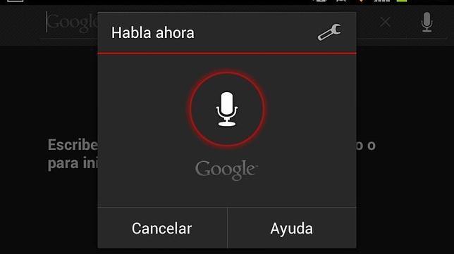 La búsqueda por voz de Google ya está en catalán, gallego y vasco
