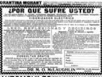 Del histerismo a la impotencia… ¡todo lo curaba el vigorizador eléctrico en 1903!