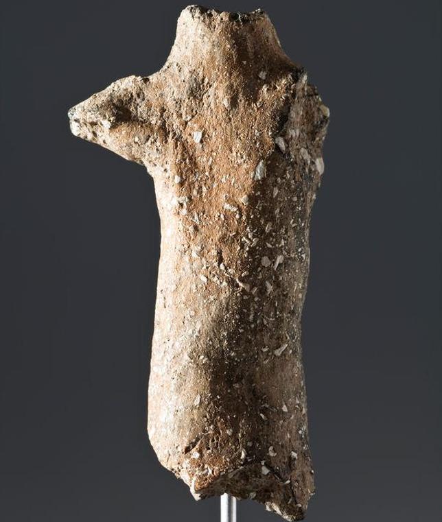 Hallan en una localidad de Barcelona la estatuilla prehistórica de cerámica más antigua de la Península Ibérica
