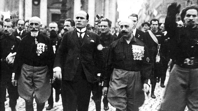 Resultado de imagen para marcha sobre roma