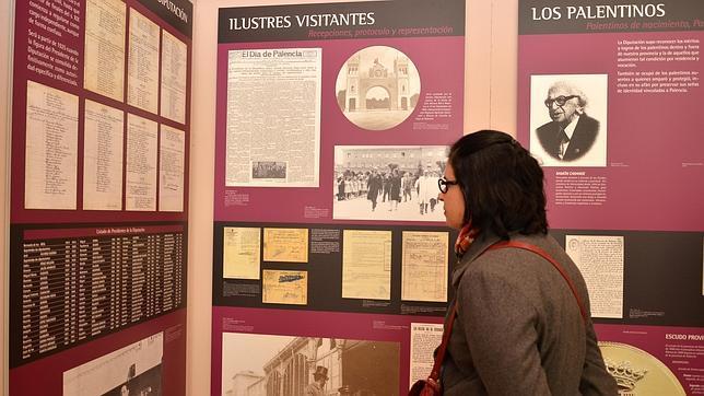 La Diputación de Palencia reúne sus 200 años de historia en una muestra