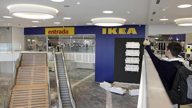 Tienda IKEA Valladolid