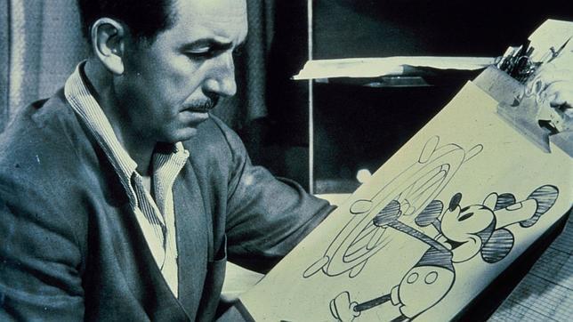 Walt Disney, el americano (im)perfecto