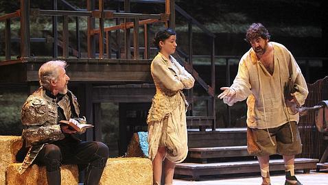Don Quijote de la Mancha el don del equilibrio  ABCes