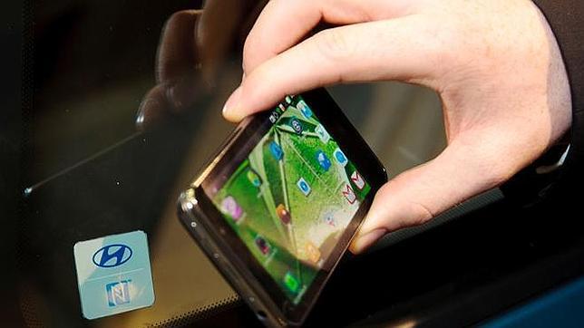 Los «smartphones» serán las nuevas llaves de tu coche
