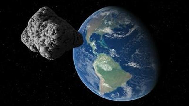 Descartan el impacto del asteroide Apofis en 2036