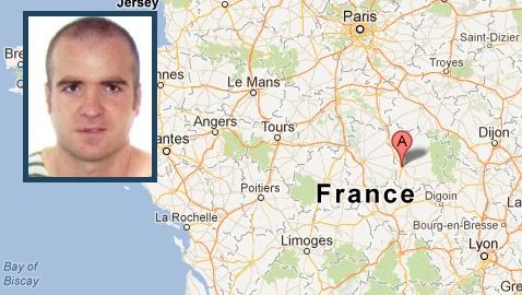 Gendarmes franceses detienen en Borgoña a dos miembros de ETA, uno de ellos armado