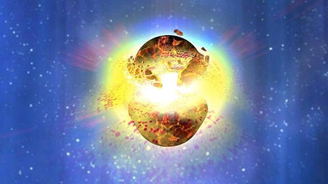 Una explosión cósmica golpeó la Tierra en la Edad Media
