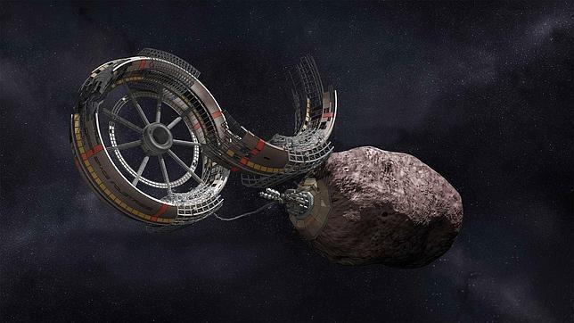 Minería de asteroides, ¿realidad en una década?