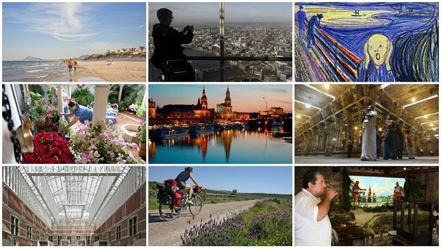 Empieza Fitur: Veinte destinos para viajar en 2013