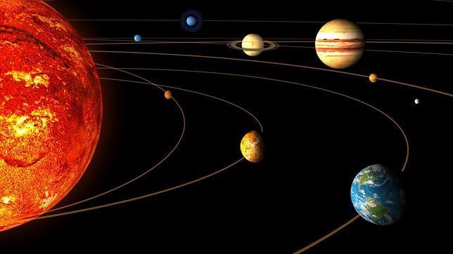 La Tierra, desplazada hasta el borde de la «zona de habitabilidad» del Sol