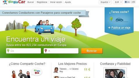 Compartir coche: diez webs para viajar gratis (o casi)