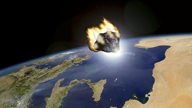 El asteroide 2012 DA14 pasa a 27.860 kilómetros de la Tierra y sigue su camino espacial