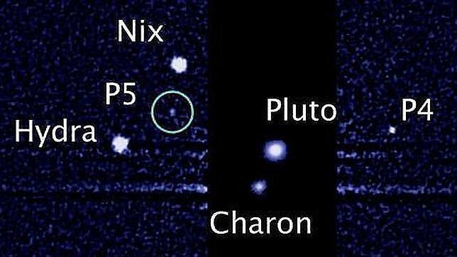 Cerbero y Vulcano, así se llaman las nuevas lunas de Plutón