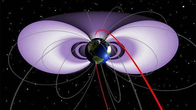 Un nuevo anillo de radiación rodeó la Tierra durante un mes