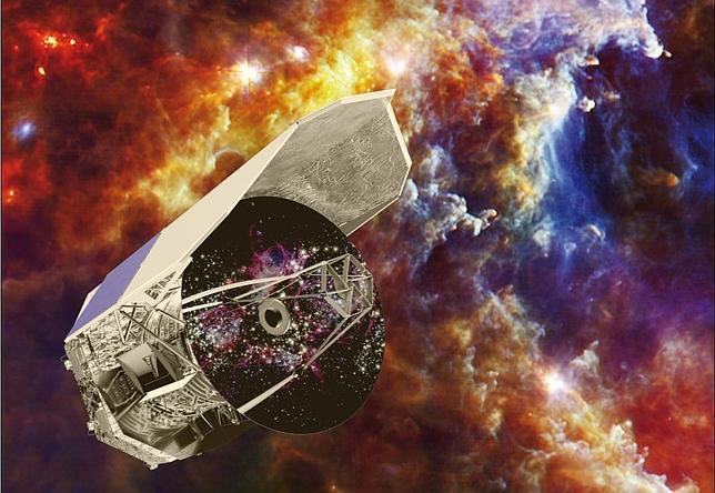 El telescopio Herschel dejará de funcionar en unas semanas