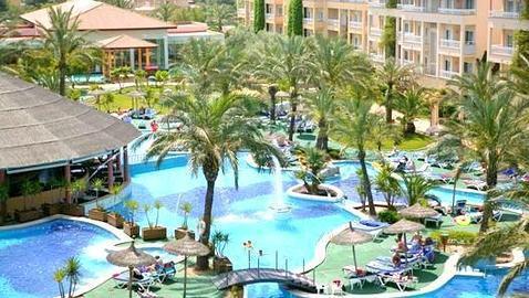 Los diez mejores hoteles de Espaa para ir con nios  ABCes