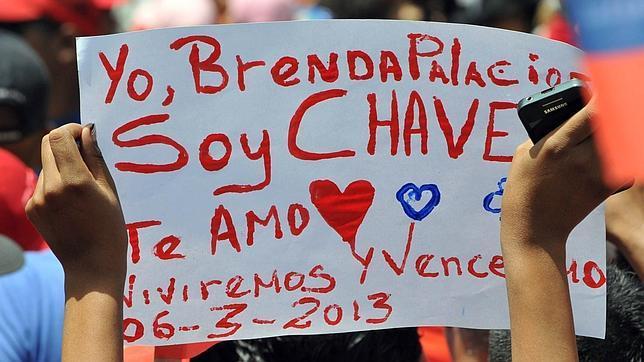 Chávez, elevado a la categoría de héroe nacional