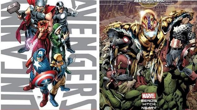 Marvel publica on line setecientas primeras ediciones de sus cómics