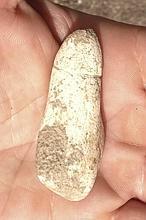 Hallan restos de legumbres y símbolos sexuales de la Edad de Piedra en Israel