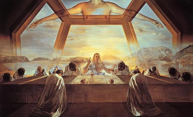 Lo que comieron Jesucristo y sus discpulos en la ltima Cena