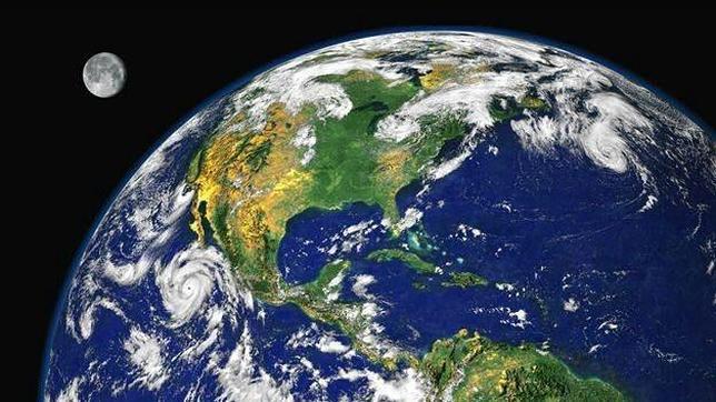 Detectan un gran número de «partículas extrañas» cerca de la Tierra
