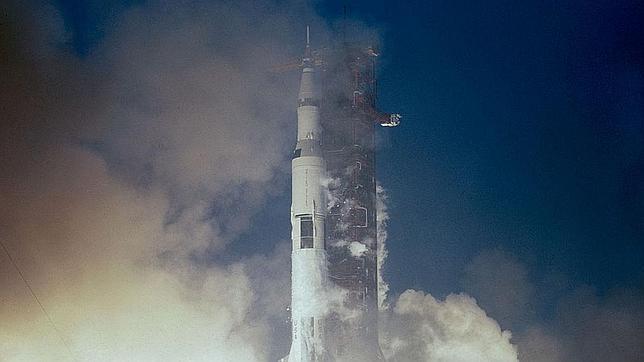 El joven que salvó la misión del Apolo 12