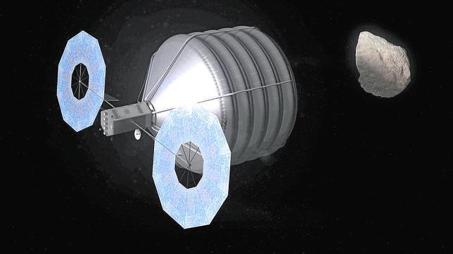 A la caza del asteroide