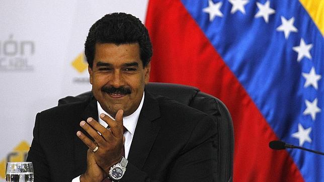 Nicolás Maduro amenaza a España y sus empresas