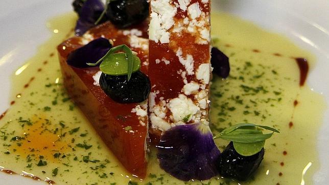 Una gallega opta a los Premios Promesa de alta cocina con