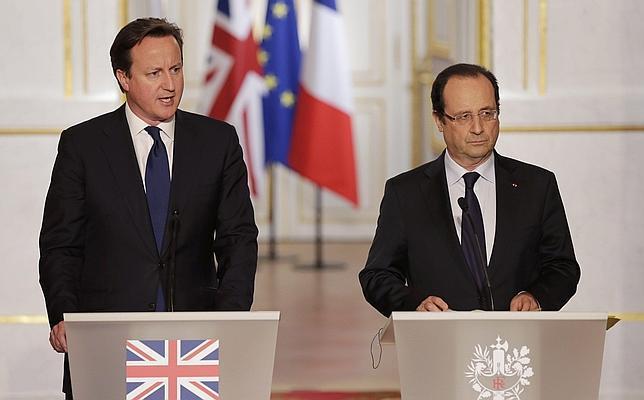Cameron califica el ataque de Londres de «acto bárbaro» y «manifiestamente terrorista»