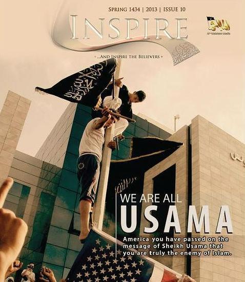 «Inspire», el manual yihadista para «lobos solitarios»
