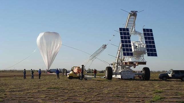Españoles participan en el lanzamiento de un telescopio solar sobre el Ártico