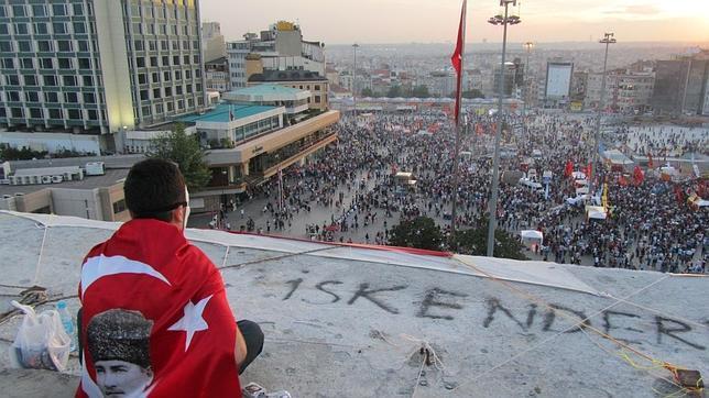 Hijos del descontento en la Turquía de Erdogan
