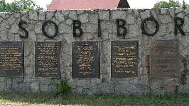 Descubren un túnel de escape en el campo de concentración Sobibor, en Polonia