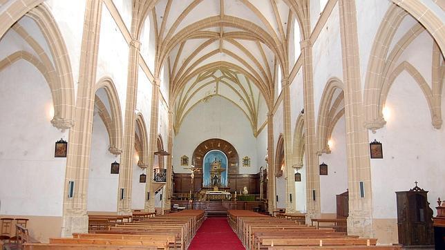 Unas 200 personas han visitado ya la iglesia de San Francisco