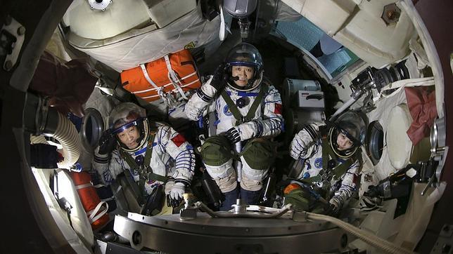China envía hoy al espacio su quinta nave tripulada