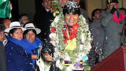 Bolivia denuncia ante la ONU el «secuestro» de Evo Morales en Europa