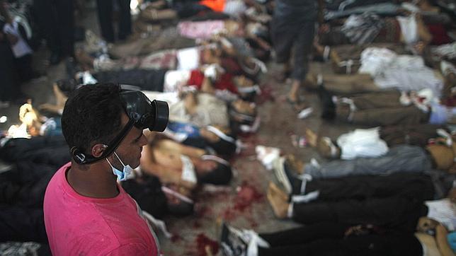 Directo: El Baradei deja el Gobierno tras la muerte de más de cien opositores en la violenta represión
