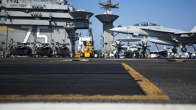 Obama plantea tres días de bombardeos por mar y aire sobre posiciones de Assad