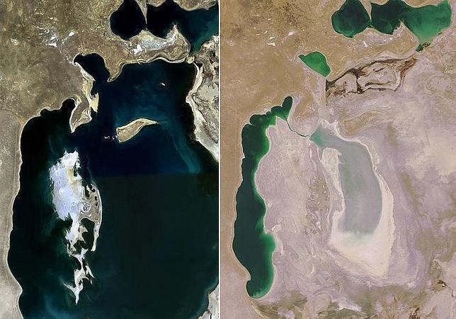 Aral: el mar que secó la Unión Soviética - Más Allá de la Formación
