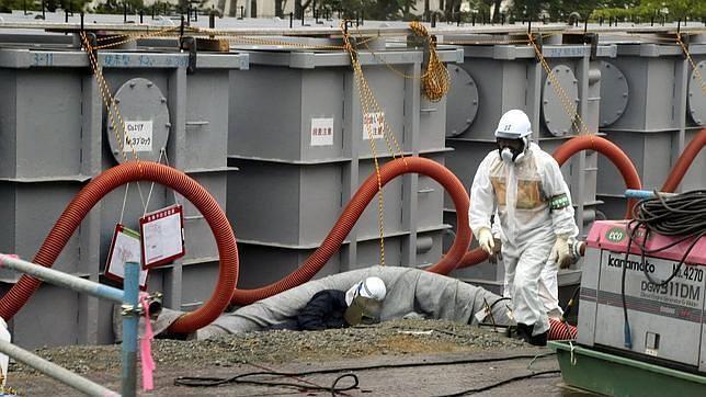 Nueva fuga radiactiva en la central de Fukushima