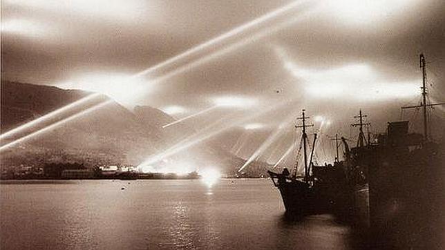 El bombardeo que convirti Gibraltar en un verdadero infierno