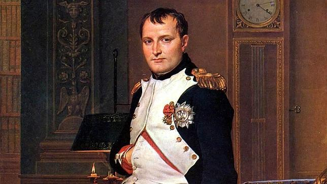 Identificado un retrato de Napoleón Bonaparte pintado por Jacques-Louis David