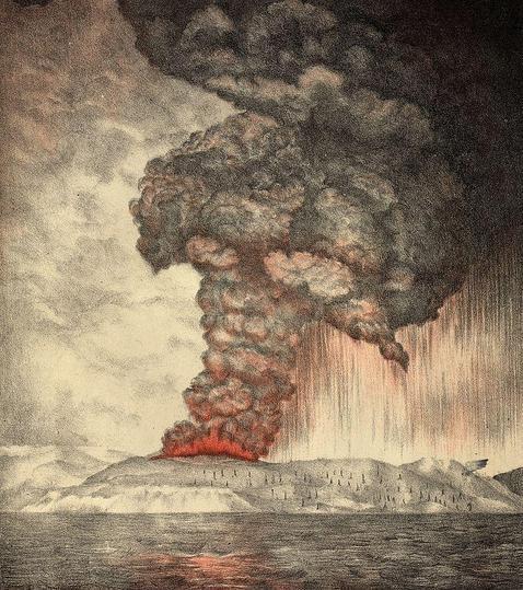 Hallan el volcán que causó la terrible erupción del siglo XIII