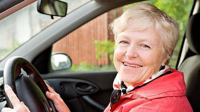 Con más de 64 años al volante se tarda más en reaccionar