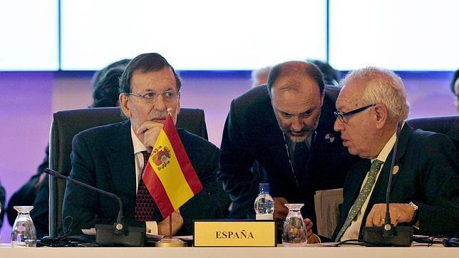 Rajoy da las gracias a Iberoamérica por acoger a un millón de españoles en crisis