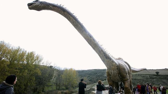 Un estudio revela por qué los dinosaurios eran enormes